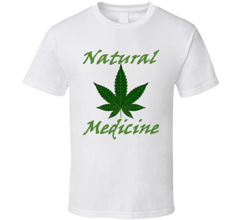 Natural Medicine V.1 T Shirt