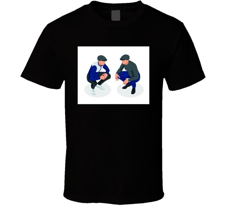 2 Hustlers T Shirt