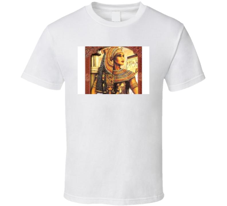 Egyptian Goddesses 4 T Shirt