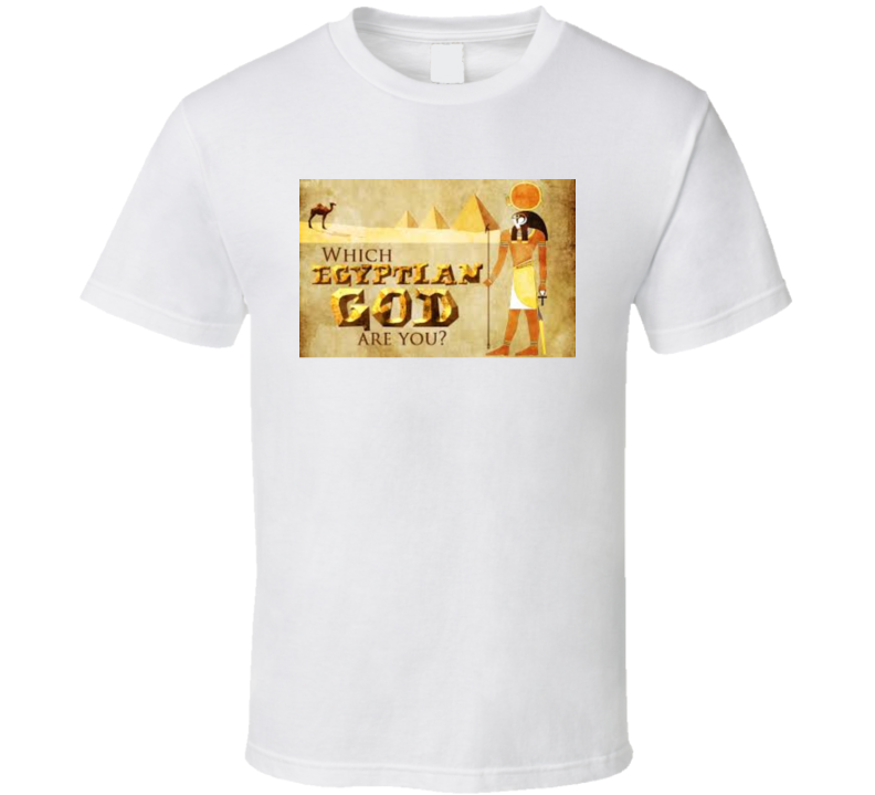 Egyptian God 5 T Shirt