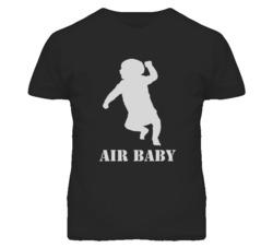 Air Baby Basketball Funny T Shirt