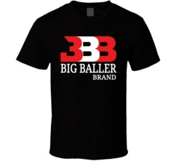 Lavar LaMelo And Lonzo Ball Big Baller Brand T Shirt