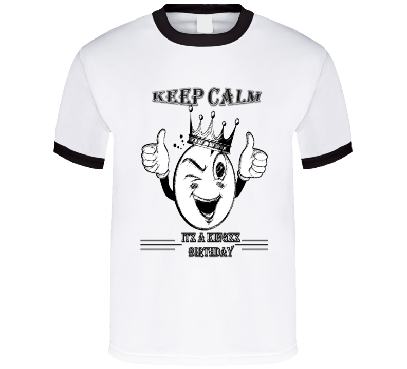 Kings Birthday Design  T-Shirt