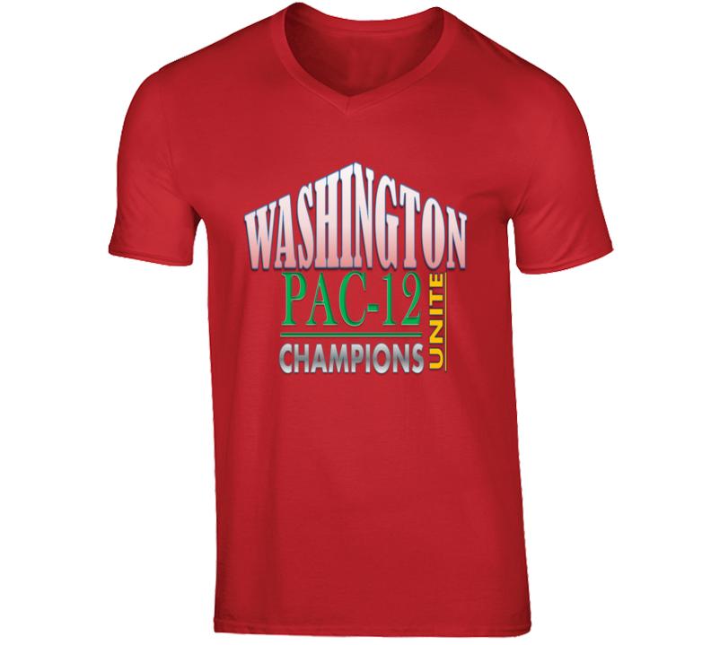 Washington Huskies Football Sports T Shirt