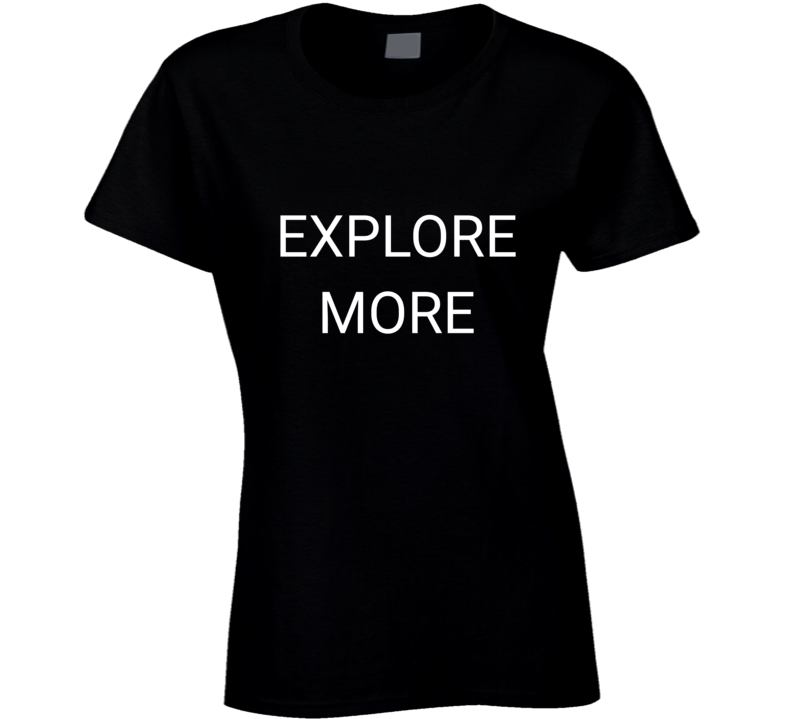 Charlize Theron Explore More T Shirt