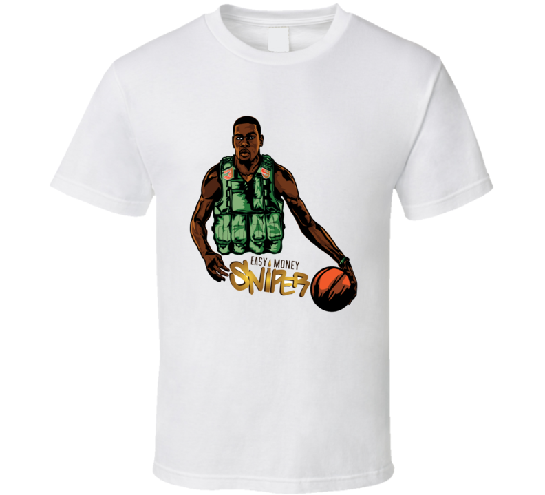 Kevin Durant Easy Money Sniper T Shirt