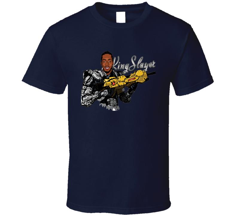 Toronto Kawhi Leonard King Slayer 2019 Win T Shirt