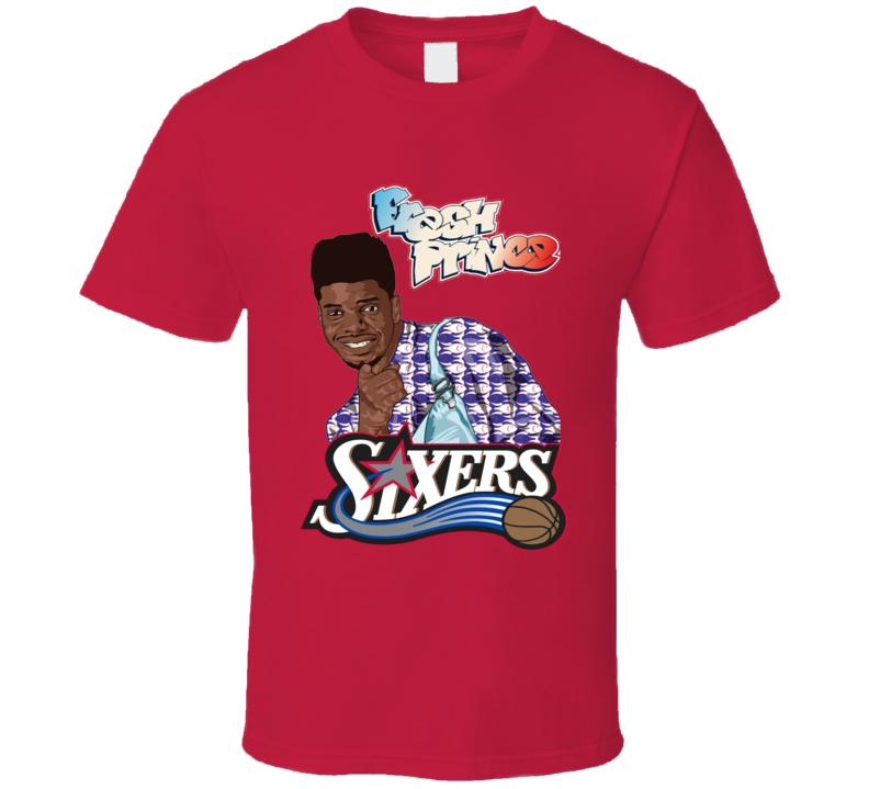 Nerlens Noel Philadelphia Fresh Prince T Shirt