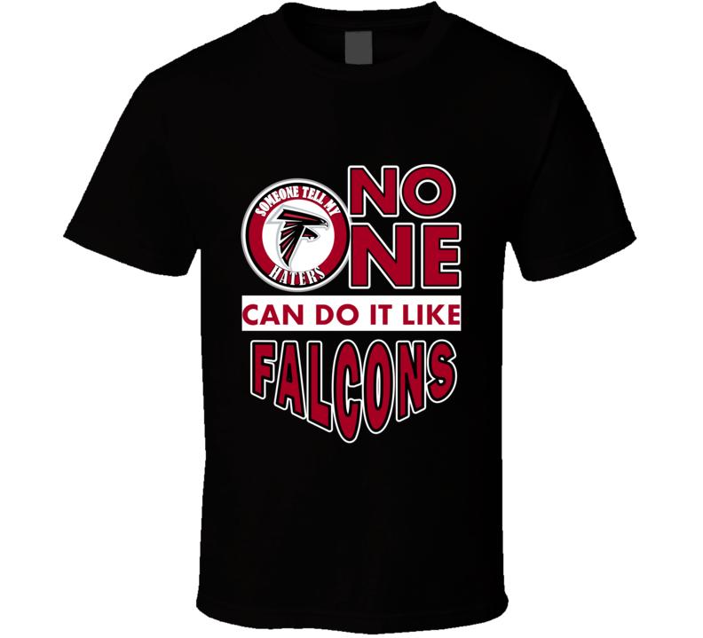Classic Atlanta Tee No One Can Do IT Like Falcon T Shirt