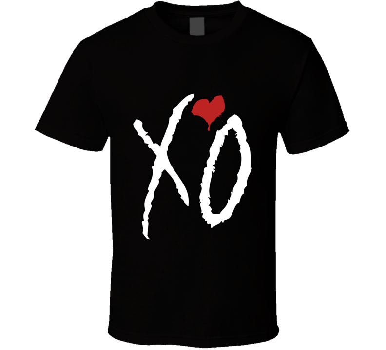 OVOXO October's Very Own The Weekend XO Graphic T Shirt