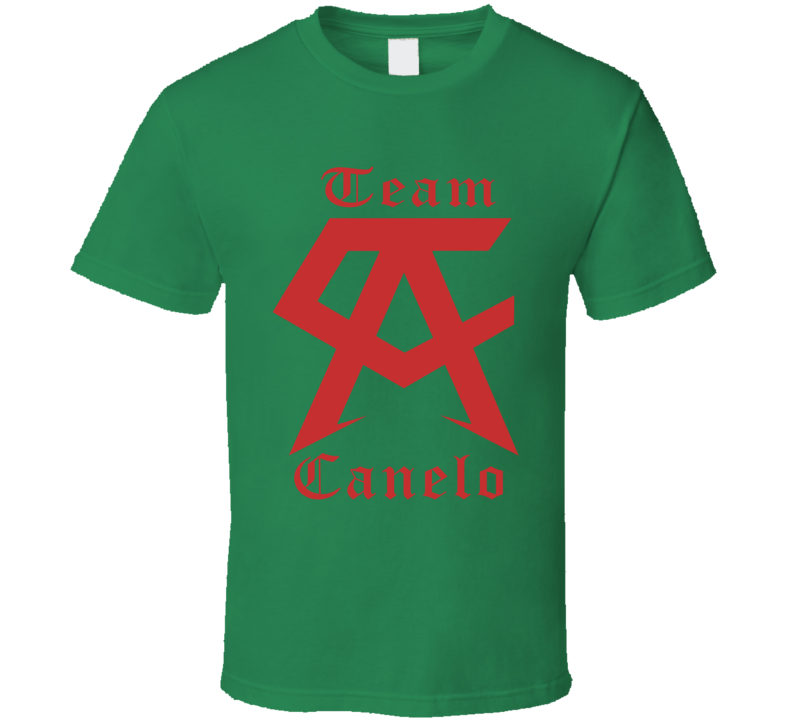 Saul Canelo Alvarez Red Print Boxing Jalisco Mexico Born Ready T shirt