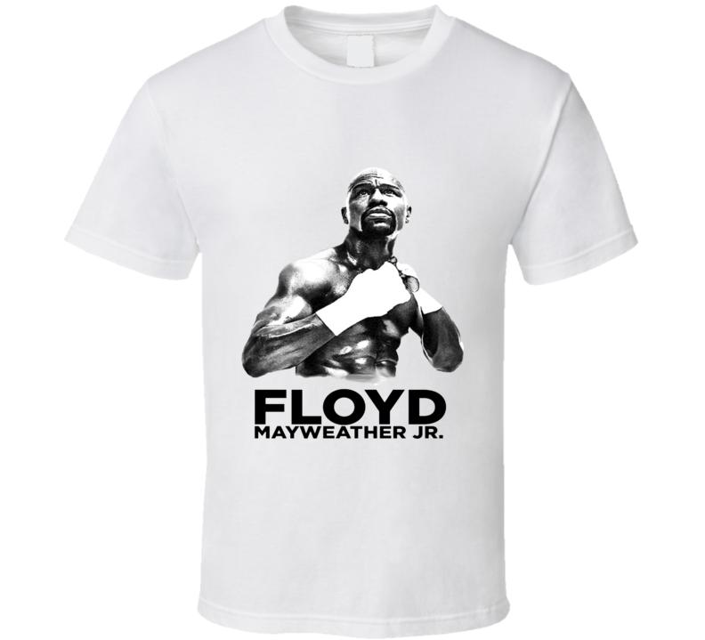 Floyd Mayweather Jr. Boxing T Shirt