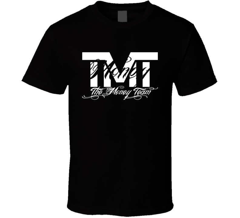 The Money Team Floyd Money Mayweather Jr TMT Boxing Tee Shirt