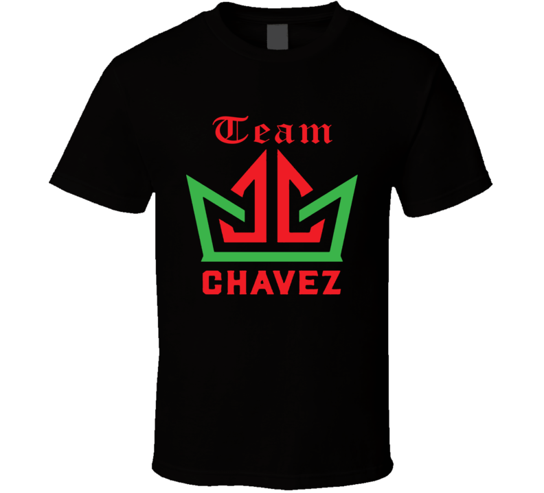 Team Chavez May 6 Mexican Born Julio Cesar Chavez Boxing T Shirt