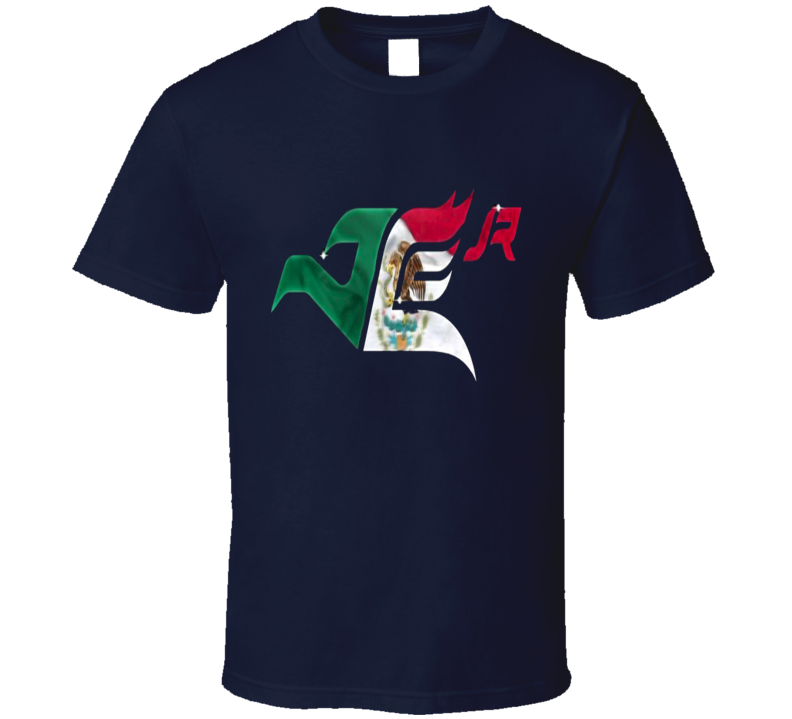 Julio César Chávez JR Mexican Flag Boxing T Shirt
