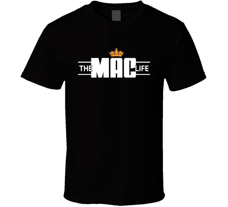 Conor McGregor The Mac Life TML Boxing T Shirt