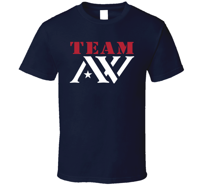 Team AW Andre Ward AW American Boxing T Shirt