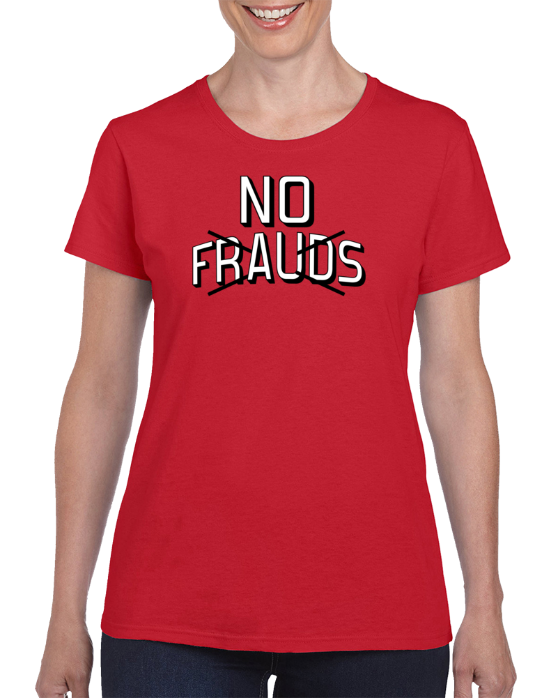 I Dont Need No Frauds Netflix Trendy Music T Shirt