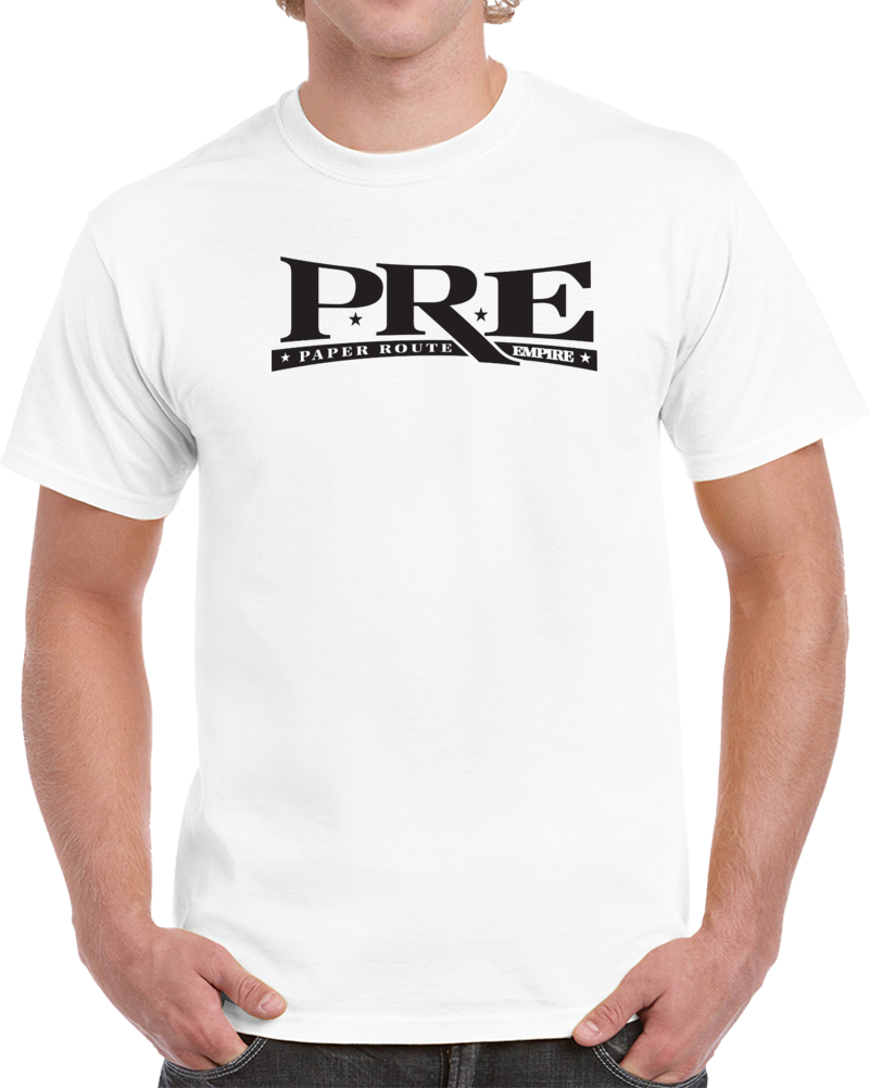 Go Get The Money Young Paper Route Empire Dolph Pre T Shirt