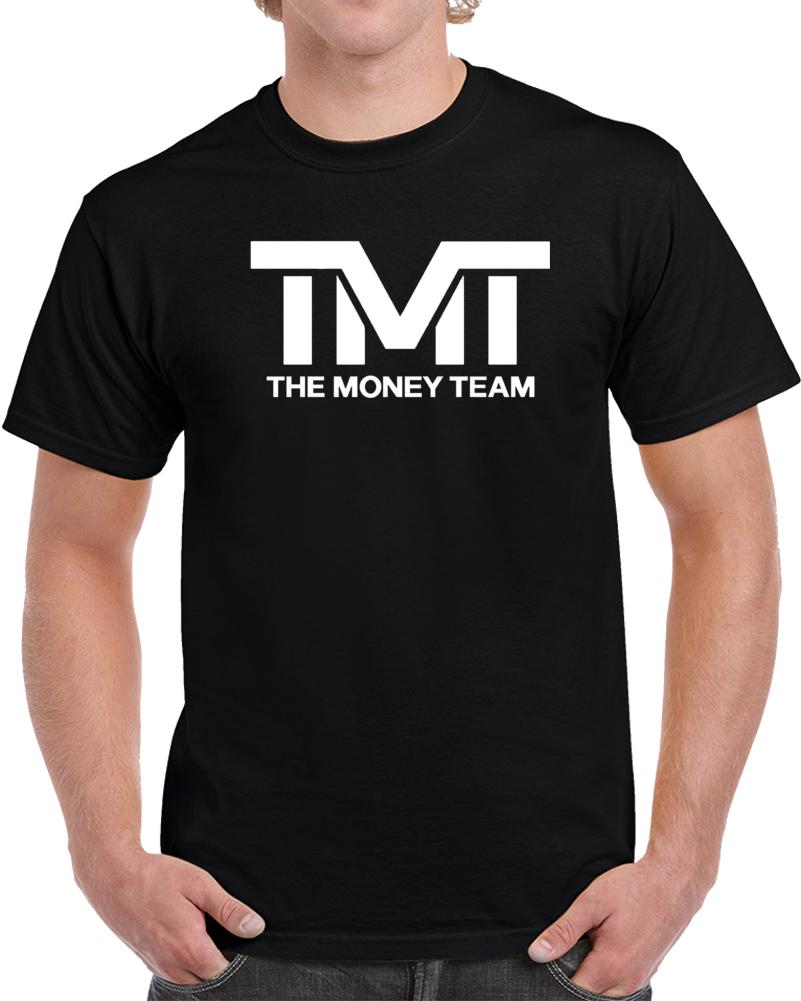 The Money Team Floyd Money Mayweather Jr Tmt T Shirts
