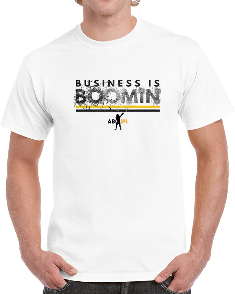 Ab 84 Antonio Brown Business Is Booming T Shirt