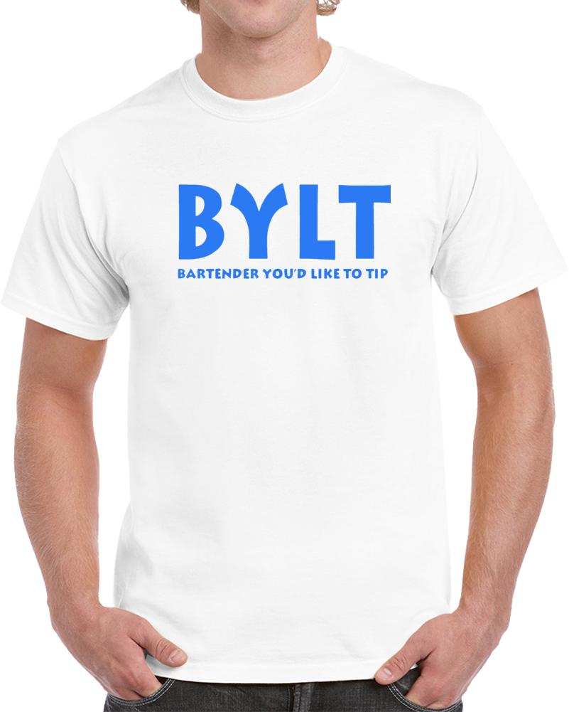 Bartender You'd Like To Tip Bylt T Shirt