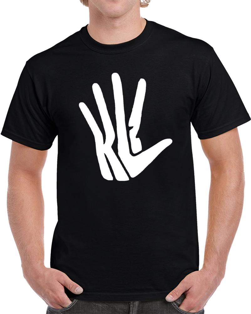 Kawhi Leonard The Klaw Hand Claw Logo Toronto Basketball T Shirt
