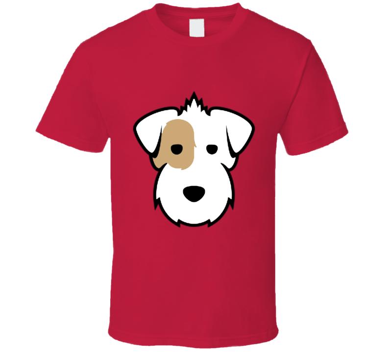 Kacy Catanzaro's Dog American Ninja Warrior Mr Mogley T Shirt