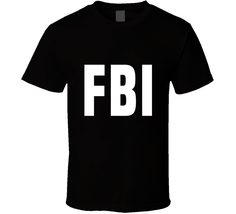 Female Body Inspectors Fbi Funny T Shirt