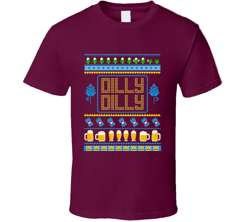 Dilly Dilly Beer Ugly Christmas Design Gift T Shirt
