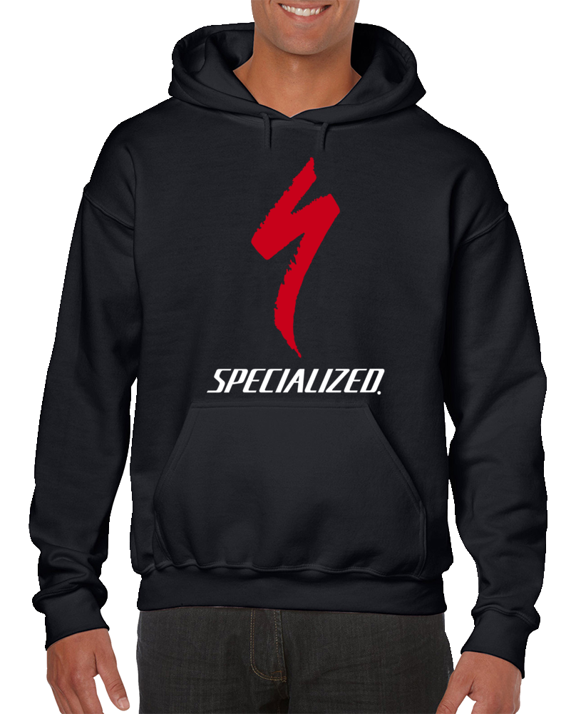 Specialized Bikes Performance Cycles Street Logo Pullover Hoodie