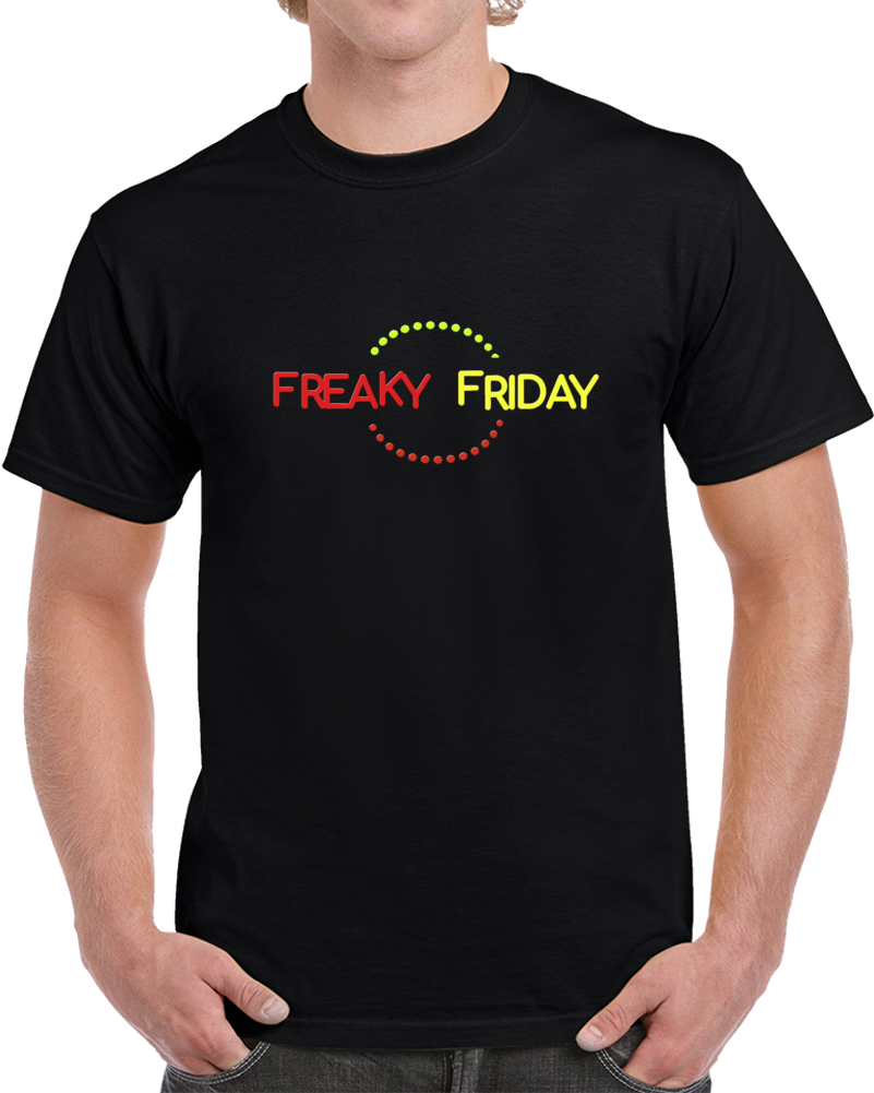 Dicky Hot Freaky Friday Party T Shirt