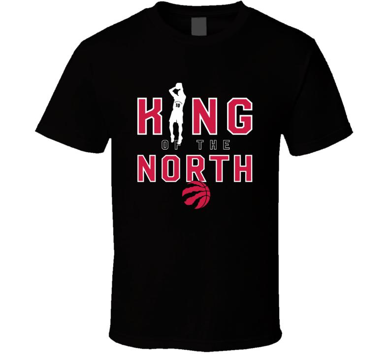 King Classic Basketball T Shirt