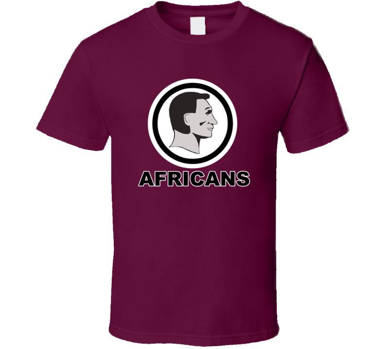 Washington Africans Black Logo Caucasians Parody Em4shirts Original Funny T Shirt