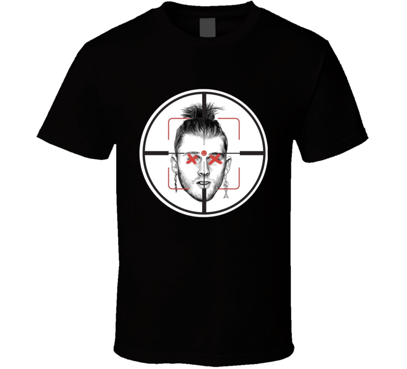 Emi nem Killshot Machine Gun Diss Track Kelly T Shirt