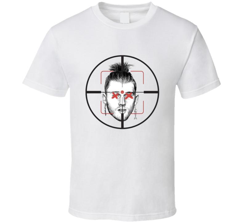 Machine Gun Kill shot Em4shirts Kelly Diss T Shirt