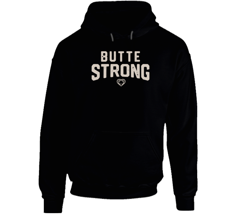 Aaron Rodgers Butte Strong Sweatshirt County Pullover Hoodie