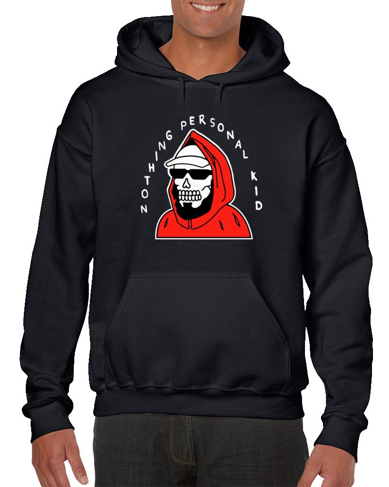 Pewdiepie Nothing Personal Kid Sweatshirt Pullover Hoodie