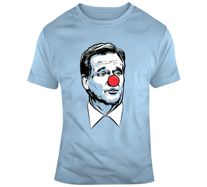 Dave Portnoy Roger Goodell Clown Face T Shirt