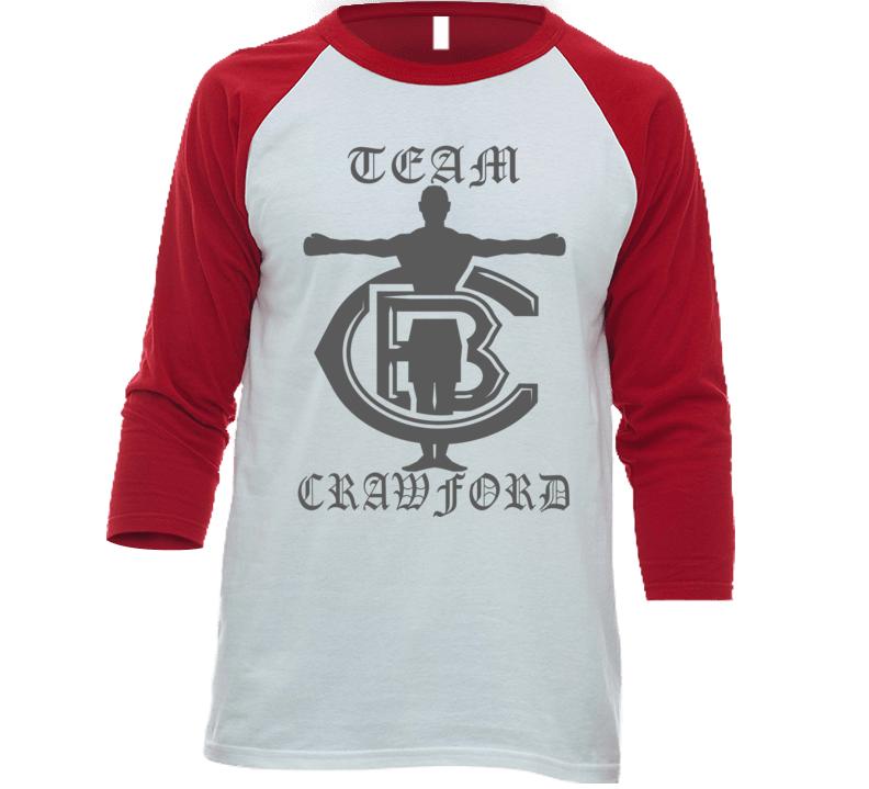 Team Terence Crawford Wbo Wba American Boxer Hot! 2019 T Shirt T Shirt