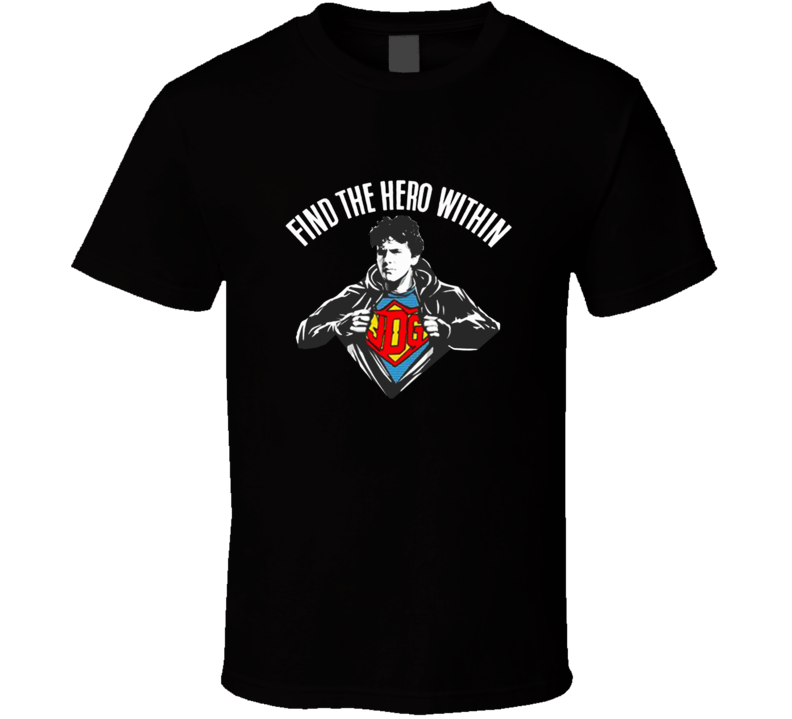 Jack Dylan Grazer Find A Hero Within Shazam T Shirt