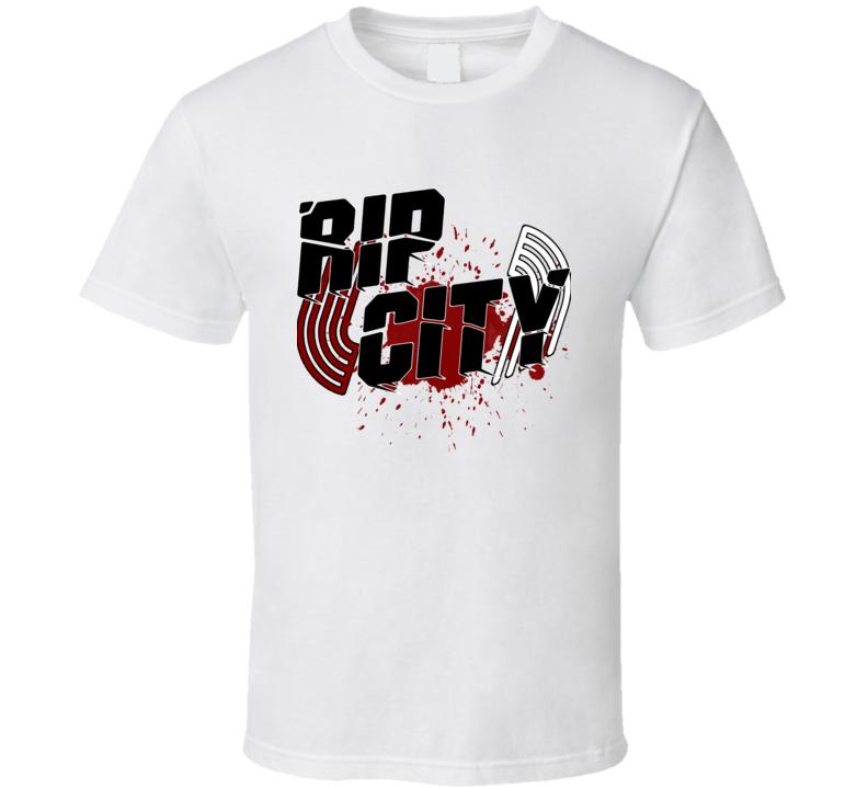 Rip City Hot 2019 Portland Classic T Shirt
