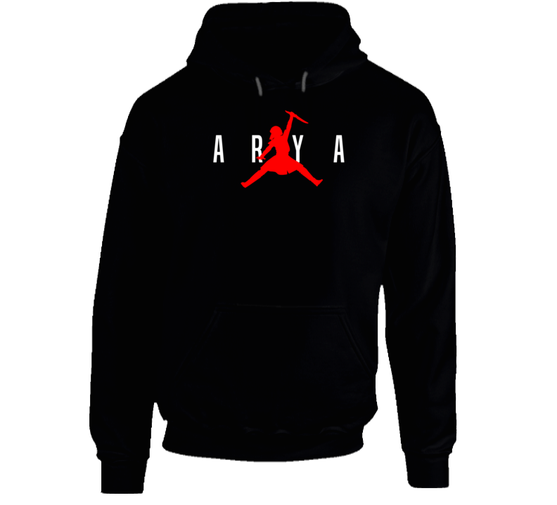 Air Arya Stark Game Of Thrones Hoodie