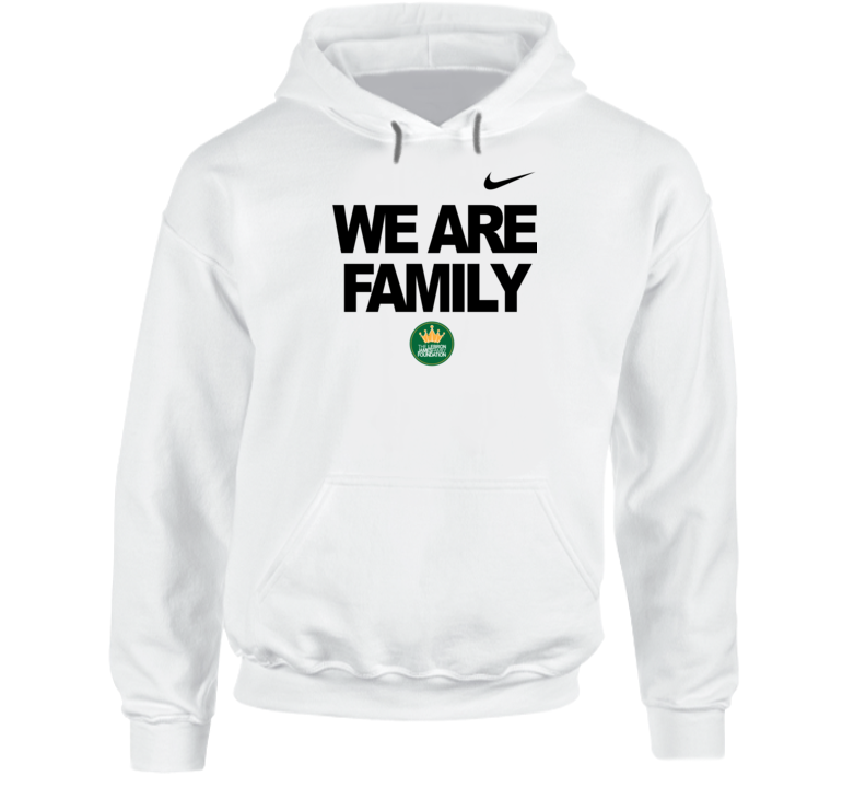 We Are Family Lebron Teachers Appreciation Week James Sweatshirt Pullover Hoodie