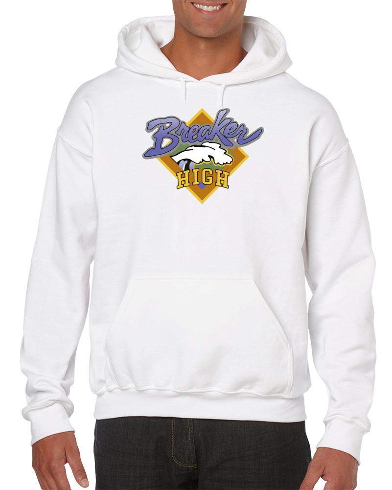 Breaker High Toronto Pullover Sweatshirt Hoodie