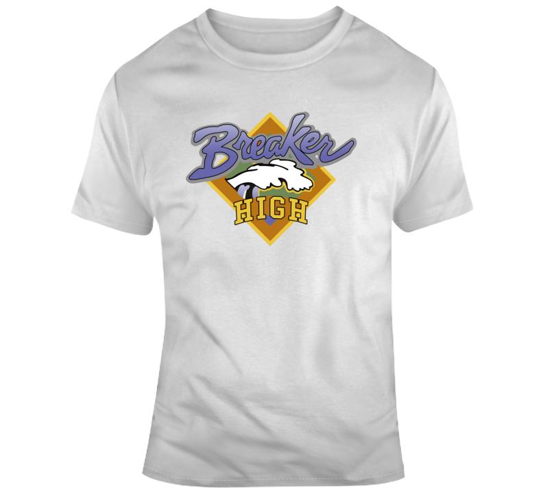 Breaker High Toronto Basketball Game T Shirt