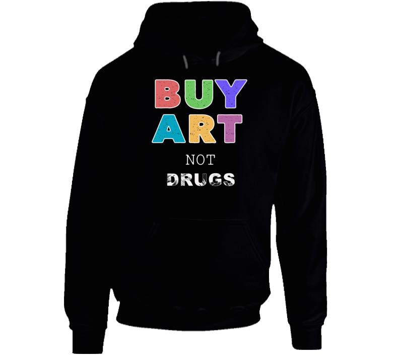 Buy Art Not Drugs Lebron James Hoodie