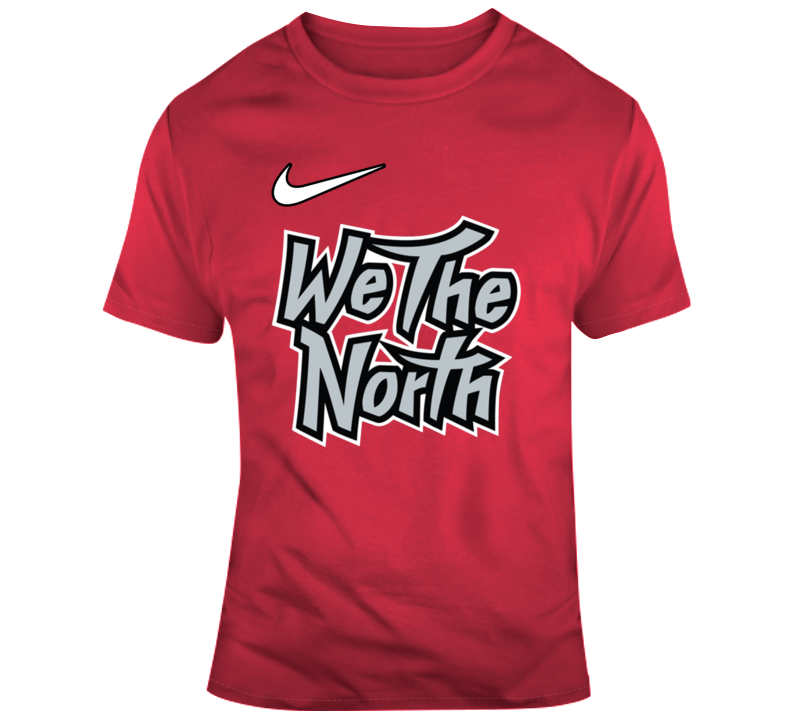 Hot! Slogan We The North 2019 Victory Win Toronto Celebration T Shirt