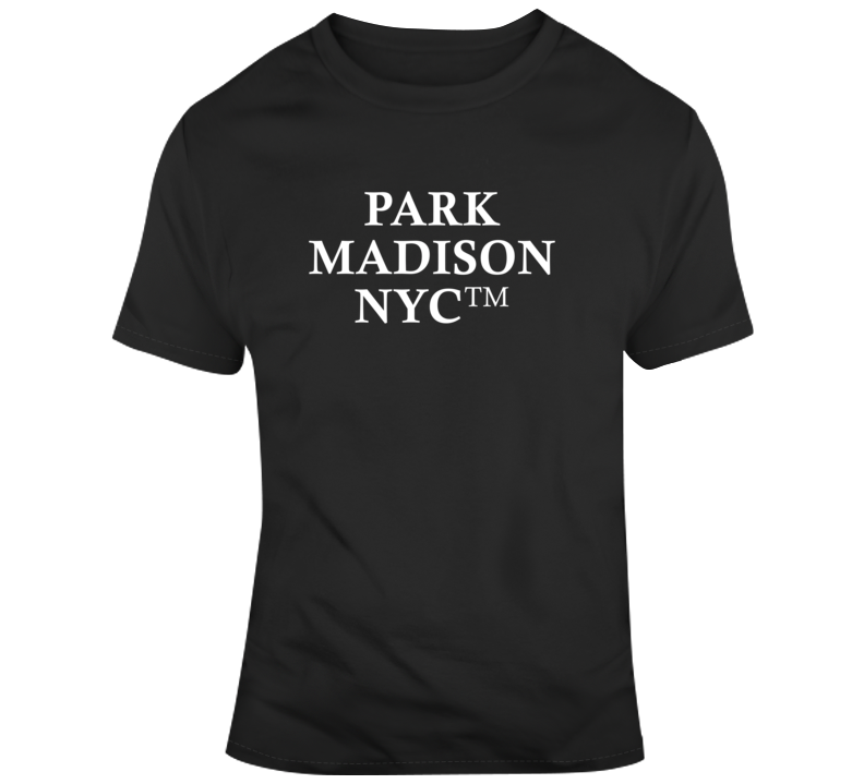Raymond Santana Park Madison Nyc T Shirt