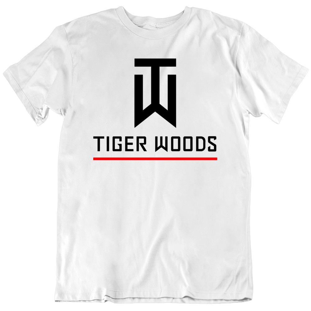 Tiger Woods Tw Logo T Shirt